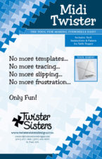 Midi Twister Tool for quilters