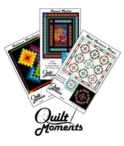 Quilt Moments Twister Patterns