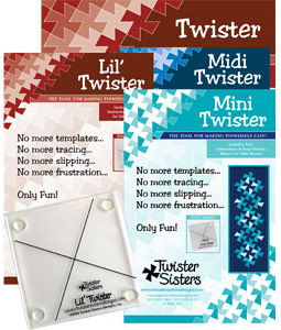Twister Sisters Tools