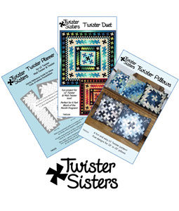 Twister Sisters Patterns